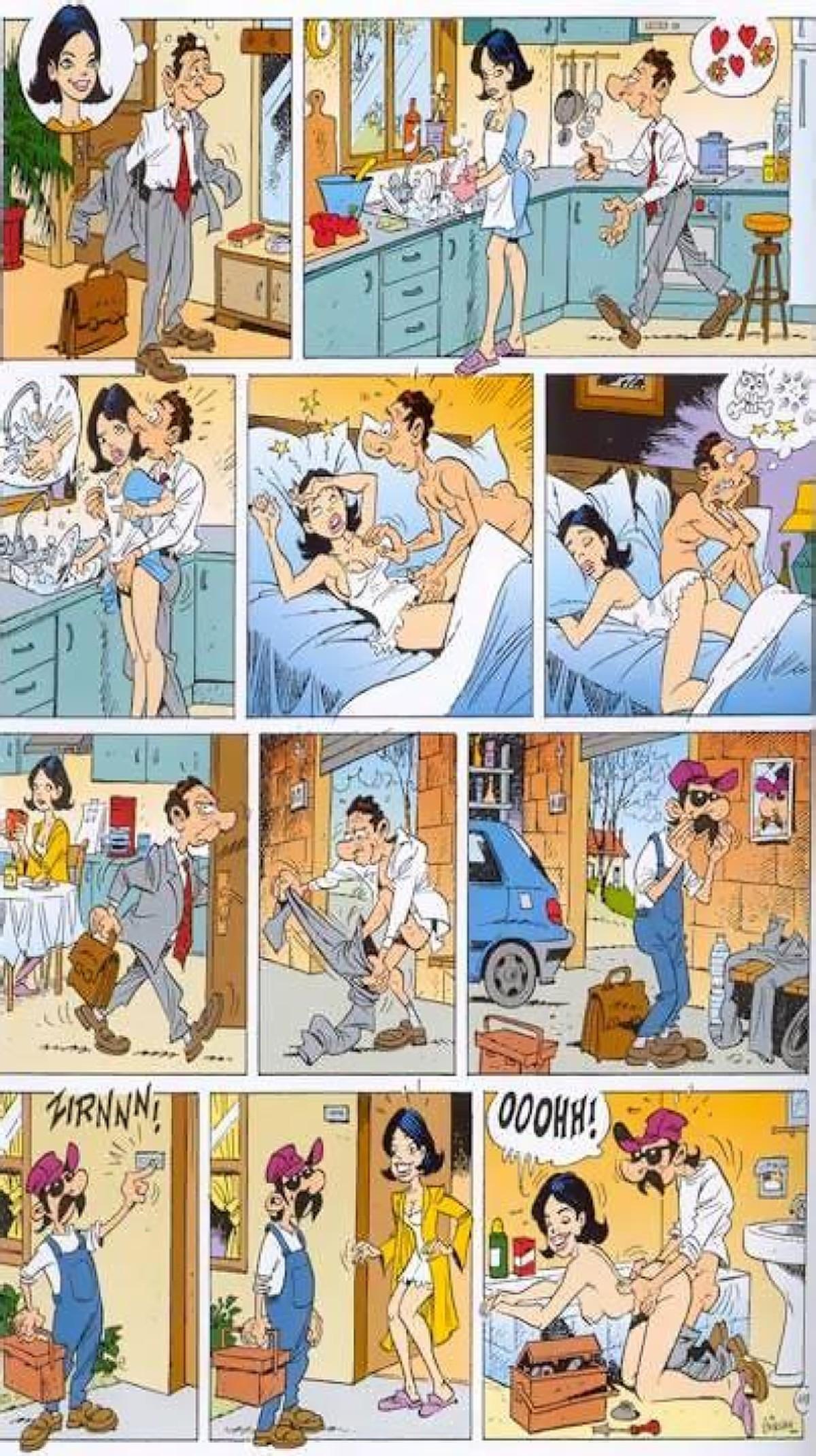 Яндекс французские эротические комиксы истории 5 фотография